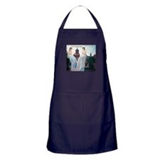 Funny Model a Apron (dark)