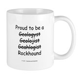 Geologist mug Small Mugs (11 oz)