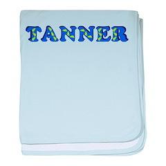 Tanner baby blanket