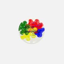 Multi piece puzzle Mini Button (10 pack)