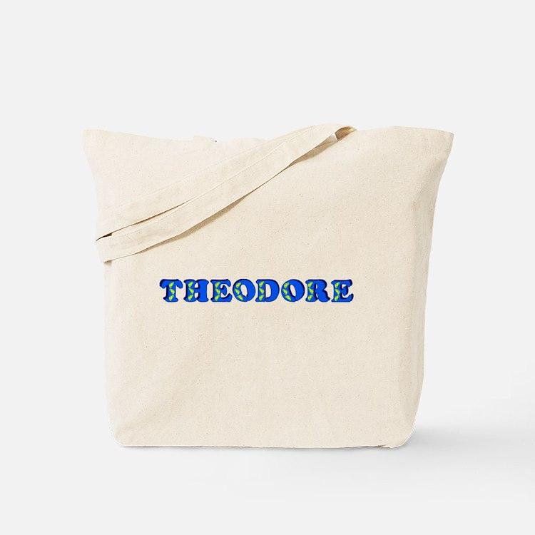 Theodore Tote Bag