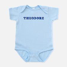 Theodore Infant Bodysuit