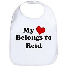 My Heart: Reid Bib