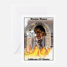 """""""Strait to Hell 2"""" Greeting Card"""