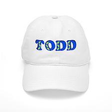 Todd Baseball Baseball Cap