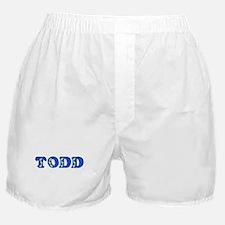 Todd Boxer Shorts