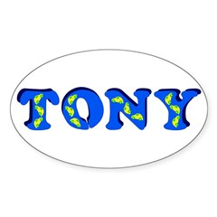 Tony Decal