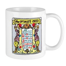 Optimists Creed Mugs