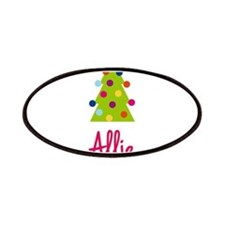 Christmas Tree Allie Patches