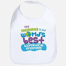 Biomedical Engineer Gift for Kids Baby Bib