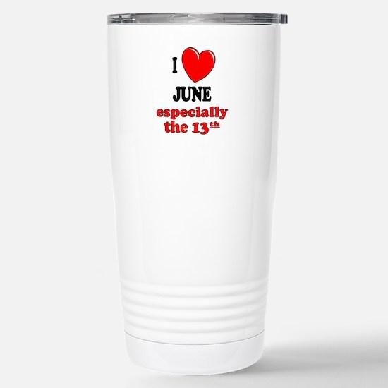 June 13th Mugs