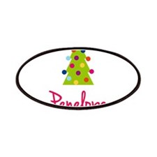 Christmas Tree Penelope Patches