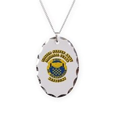 Army National Guard - Kentucky Necklace
