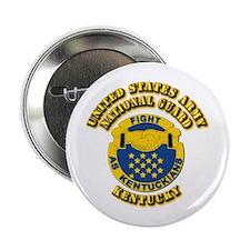 "Army National Guard - Kentucky 2.25"" Button"