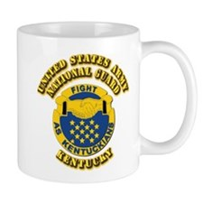 Army National Guard - Kentucky Mug