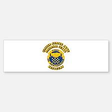 Army National Guard - Kentucky Bumper Bumper Sticker