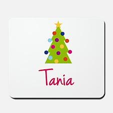 Christmas Tree Tania Mousepad