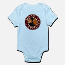 Moab Certified - Mountain Biker Infant Bodysuit
