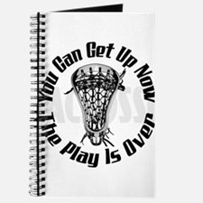 Lacrosse Plays Over bkg Journal