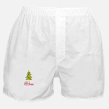 Christmas Tree Althea Boxer Shorts