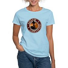 Moab Certified - Mountain Biker T-Shirt