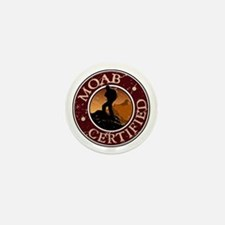 Moab Certified - Guy Hiker Mini Button