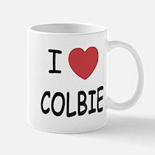 I heart colbie Mug