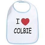 I heart colbie Bib