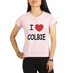 I heart colbie Performance Dry T-Shirt