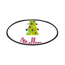 Christmas Tree Mallory Patches