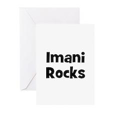 Imani Rocks Greeting Cards (Pk of 10)