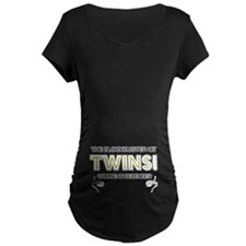 Twins! Coming in December Maternity Tee