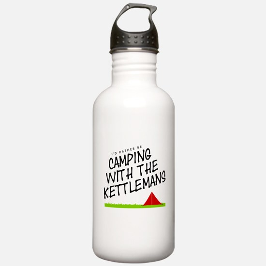 'Camping with the Kett Water Bottle