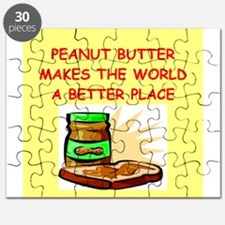 peanut butter Puzzle