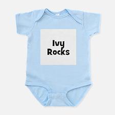 Ivy Rocks Infant Creeper