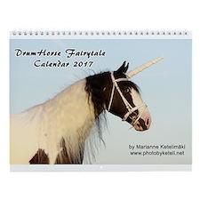 Drumhorse Fairytale Calendar 2014