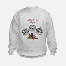 3 kings holiday Sweatshirt