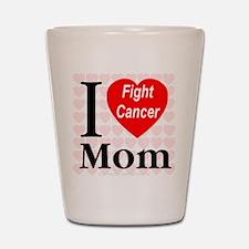 Fight Cancer Shot Glass