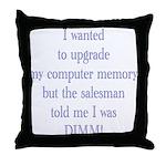 DIMM Memory Throw Pillow