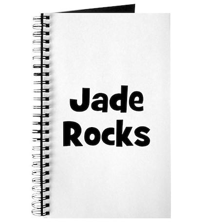 Jade Rocks Journal