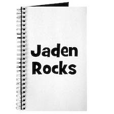 Jaden Rocks Journal