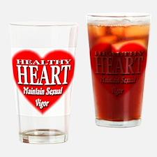 Maintain Sexual Vigor Drinking Glass