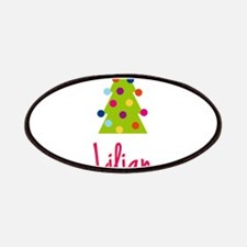 Christmas Tree Lilian Patches