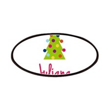 Christmas Tree Juliana Patches