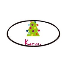 Christmas Tree Kasey Patches