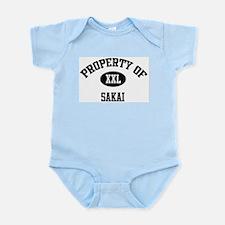 Property of Sakai Infant Creeper
