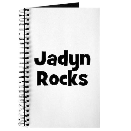 Jadyn Rocks Journal