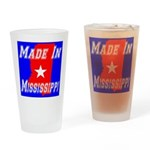 Made In Mississippi Drinking Glass