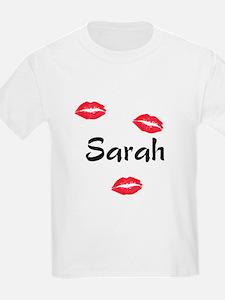 Sarah kisses T-Shirt