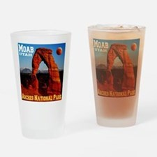 Moab, UT Drinking Glass